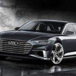 Ауди: дебют нового A8 пройдет в будущем 2017 году