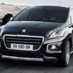 Новый Peugeot (Пежо) 3008 представят 23мая