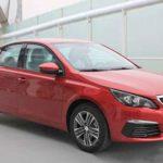 Улучшенный седан Пежо 308 замечен на трассах Китая