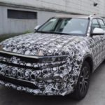 Zotye представит кроссовер «помотивам» VW