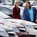 Продажи легковых авто спробегом вНижегородской области увеличились на12%