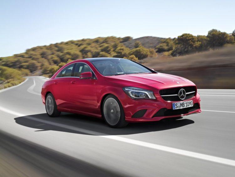 Новый Mercedes Benz CLA первые подробности