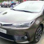 Фотографы увидели вТурции новейшую Тойота Corolla