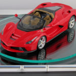 Дизайн гиперкара Феррари LaFerrari Spider рассекретили при помощи игрушки