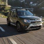 ТОП 10 SUV порезультатам продаж весной