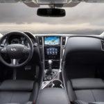 Известны рублевые цены улучшенного спортивного седана Инфинити Q50