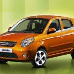 Автомобиль Киа Picanto стал лидером майских продаж вА-классе