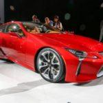 Вбудущем году в РФ появится новая спортивная автомодель Лексус LC