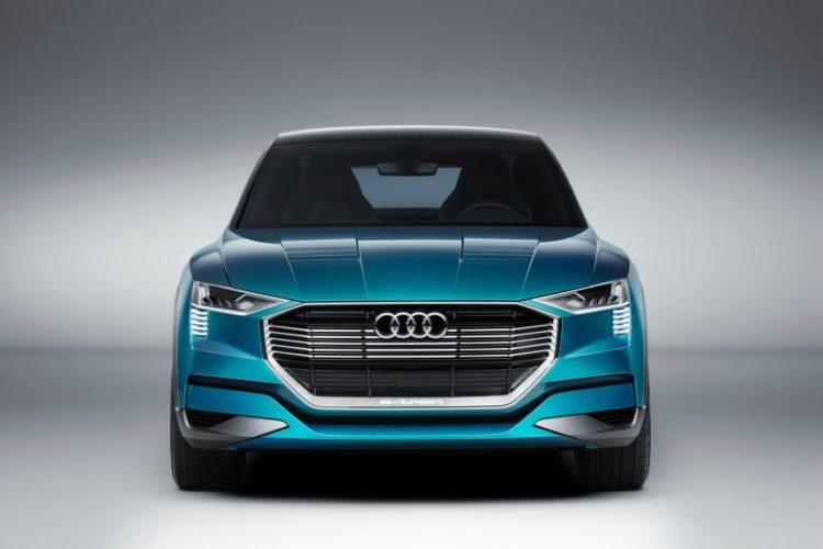 К 2020 году компания Audi выпустит три электромобиля