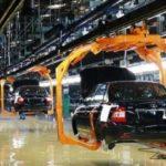 Производство легковых авто натерритории РФ сократилось на17,9%