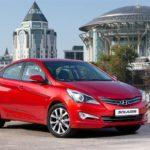 В РФ увеличились цены наавтомобили Хюндай Solaris