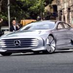 Benz осенью представит конкурента Tesla Model S