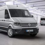 VW рассекретил новый Crafter