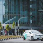 Наулицы Сингапура вышло первое вмире беспилотное такси