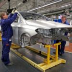 В Российской Федерации начнут производить автомобили Мерседес-Бенс