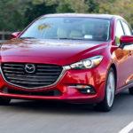 Мазда обновила модели Mazda3 иMazda6 для рынка Соединенных Штатов Америки