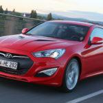Корейская компания Хёндай навсегда прекратит выпуск Genesis Coupe