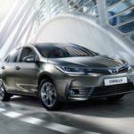 Компания Тоёта начала продажи в Российской Федерации улучшенного седана Corolla