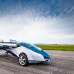 Летающий AeroMobil появится впродаже уже в2016 году