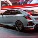 Продажи Хонда Civic 2017 стартуют наБританских островах с26сентября