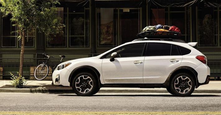 Subaru озвучил стоимость новой генерации XV Crossrek