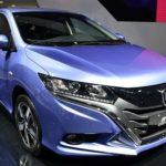 Компания Хонда представила свою новейшую модель Gienia