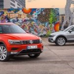 Новый Фольксваген Tiguan летом стал наиболее популярным SUV вевропейских странах