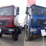 Продажи белорусских фургонов летом увеличились на38 процентов. МАЗы в Российской Федерации