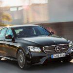 В Российской Федерации появились модифицированные Mercedes E-Class сполным приводом