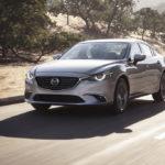 Кконцу осени в Российской Федерации появится новая Mazda6