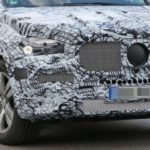 Mercedes GLE замечен натестах