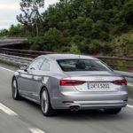 Audi объявила цены накупе А5 обновленного поколения