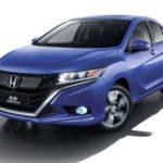Рассекречены цены нового пятидверного хэтчбека Хонда Gienia