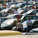 Рынок подержанных авто в РФ вырос на8,5%