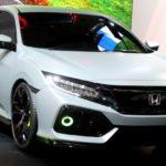Подтвержден дебют купе Хонда Civic вЛос-Анджелесе