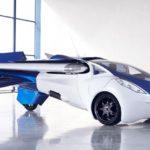 В 2017 нарынок выйдет летающий автомобиль