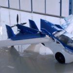 Продажи летающего авто изСловакии начнутся в 2017-ом году