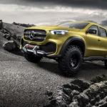 В 2018 Mercedes привезёт в Российскую Федерацию свой 1-ый пикап