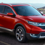 Новая Хонда CR-V получила агрегат стурбиной