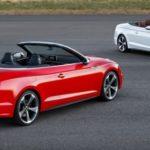Ауди презентовала кабриолеты обновленного поколения A5 иS5