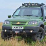 GM-АВТОВАЗ снизил цены на Шевроле Niva внекоторых комплектациях