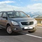 Названы русские цены икомплектации седана Ravon R4