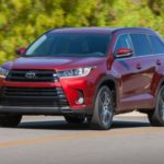 Тойота объявила цены нановый Highlander