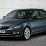 Škoda анонсировала в Российской Федерации обновлённую Octavia