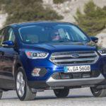 Форд начал выпускать новейшую Kuga вЕлабуге