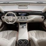 Кабриолет Mercedes-Maybach S650 представлен вЛос-Анджелесе