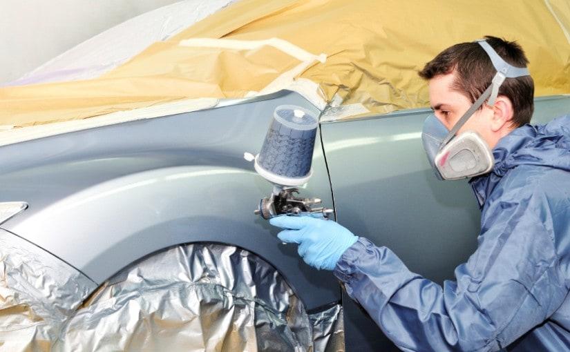 Как покрасить автомобиль самому