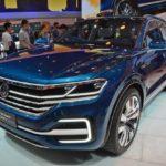 Компания VW презентует в следующем 2017 году неменее 10 новых моделей