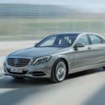 Benz привезет в РФ новый S-Class через год
