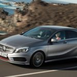 1-ый рендер Mercedes A-Class раскрыл особенности авто